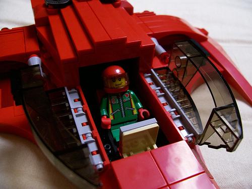 Checklisten funktionieren auch im Kleinen (Foto: Bill Ward's Brickpile bei flickr.com)