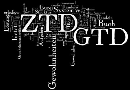 GTD und ZTD bei Wordle