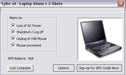 laptopalarm